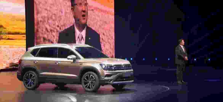 SUV médio será lançado no Brasil em 2020 - Reprodução/YouTube