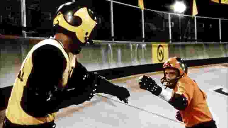 """Imagem do filme """"Rollerball"""" (1975) - Reprodução - Reprodução"""