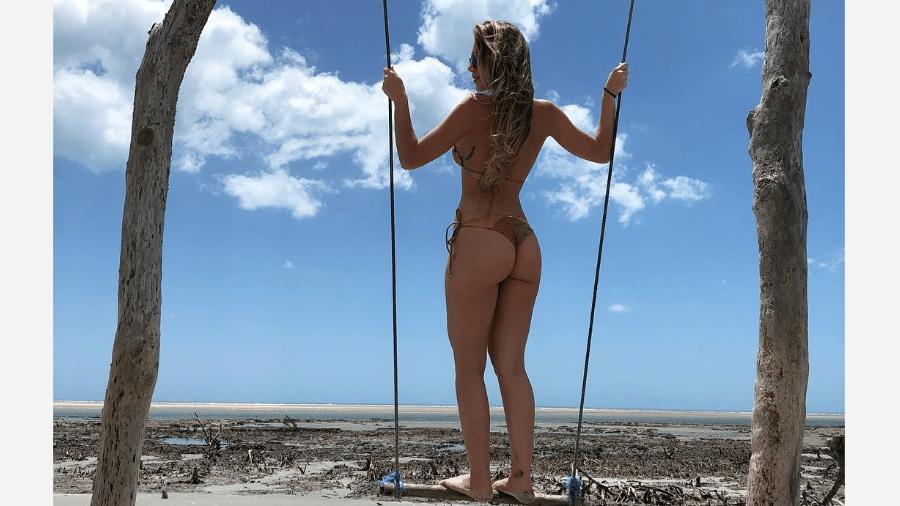 Bruna Santana - Reprodução/Instagram