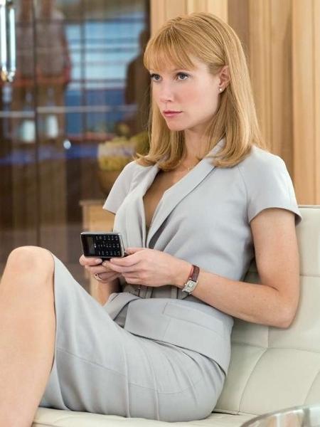 Gwyneth Paltrow como Pepper Pots no Universo Marvel - Reprodução