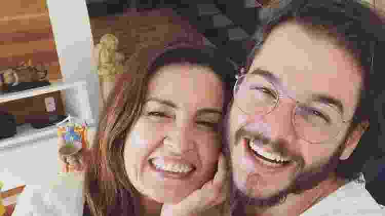 Fátima Bernardes e Túlio Gadelha estão juntos há pouco mais de um ano - Reprodução/Instagram - Reprodução/Instagram