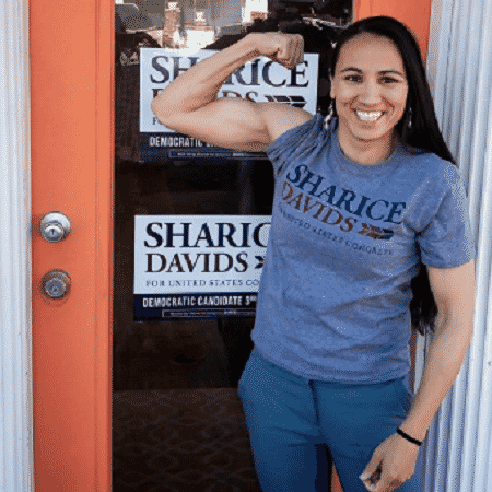 sharice - Reprodução/Facebook - Reprodução/Facebook