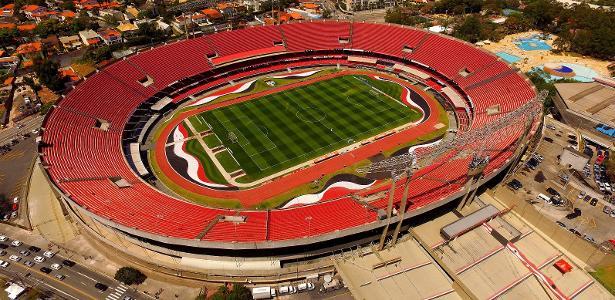 O estádio do Morumbi vai receber a sua última partida do São Paulo nesta temporada - Luis Moura / WPP
