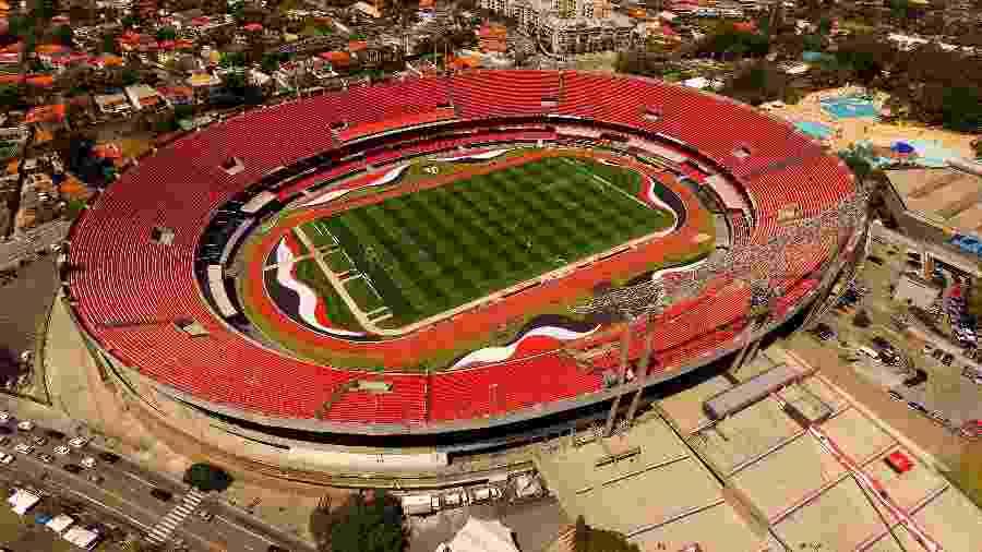 Estádio do São Paulo receberá três partidas da Copa América na próxima temporada - Luis Moura/WPP
