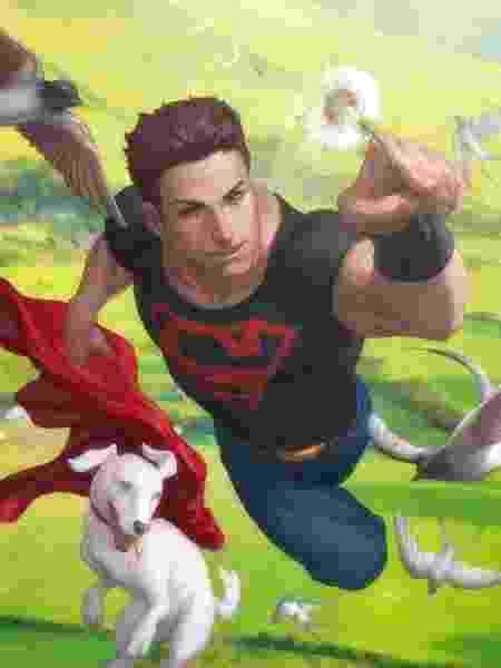 Superboy - Divulgação - Divulgação