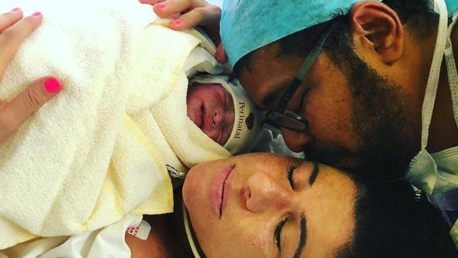 Neta de Martinho da Vila morre no hospital com 14 dias de vida - Reprodução/Instagram