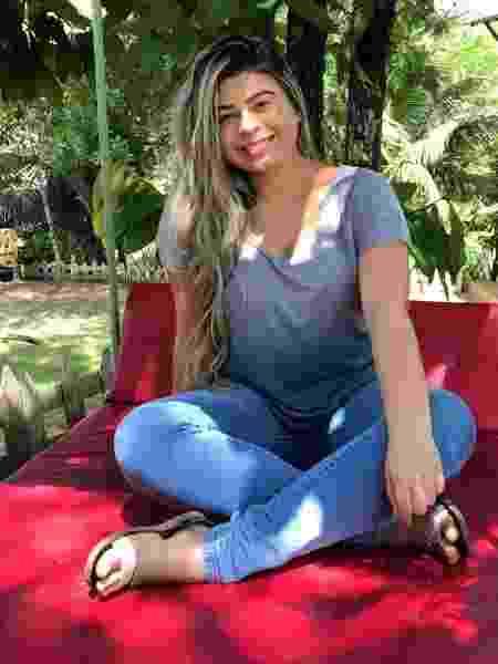Dinaluz Carmona - Arquivo pessoal