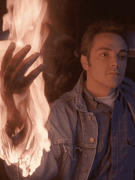 """Mark Sheppard em cena de """"Arquivo X"""" - Reprodução - Reprodução"""