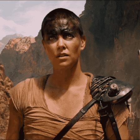 """A atriz deu vida à personagem em """"Mad Max: Estrada da Fúria"""" - Reprodução"""