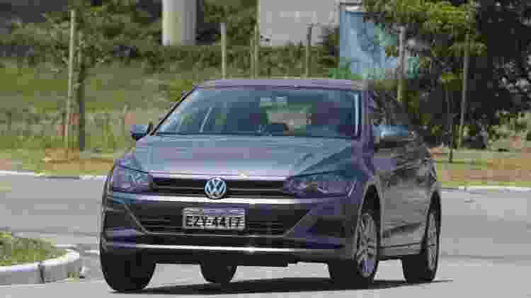 Volkswagen Polo 1.0 MPI  - Murilo Góes/UOL - Murilo Góes/UOL