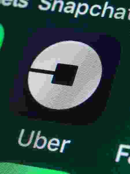 Uber - stockcam/iStock