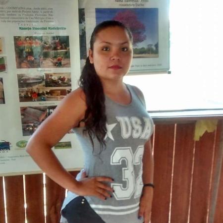 Sara Ester Santos Ribeiro, 21 anos - Arquivo Pessoal