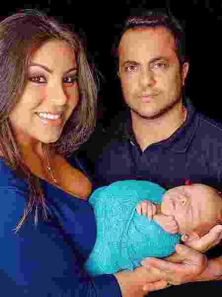 A família de Thammy Miranda - Reprodução/Instagram