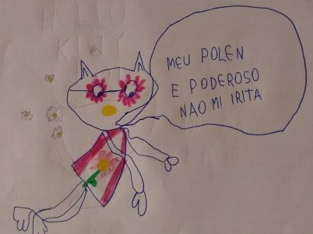 Menina De 6 Anos Faz Desenhos Sinceroes Com Frases Motivacionais
