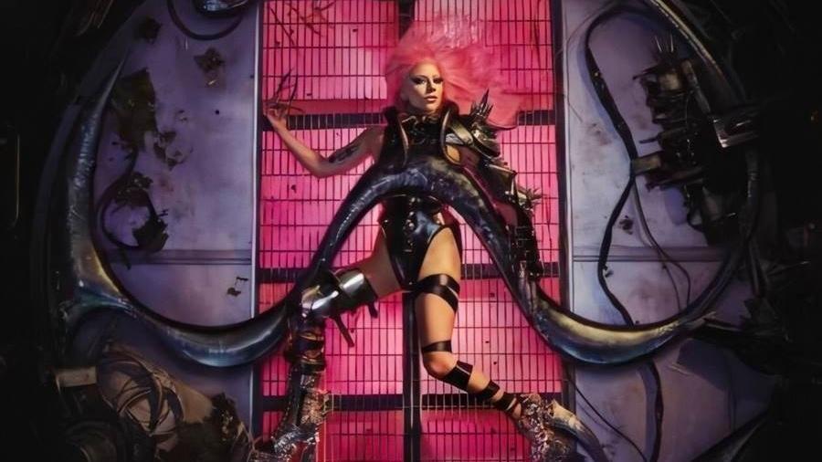 """Detalhe da capa do """"Chromatica"""", de Lady Gaga - Divulgação"""