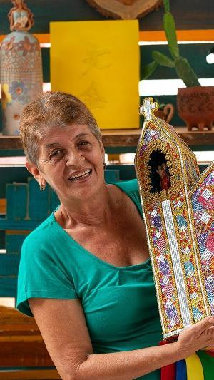 Dona Vânia de Oliveira