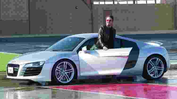 Audi - Reprodução - Reprodução