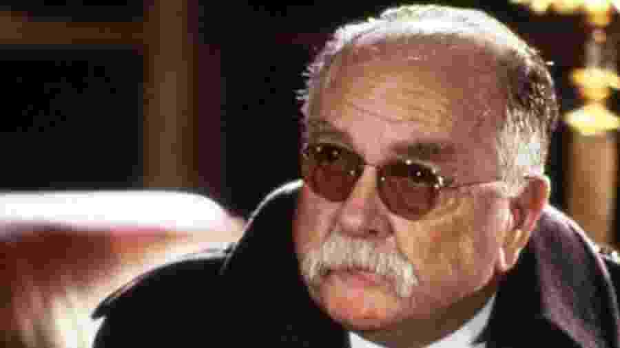 "Wilford Brimley em ""A Firma"" - Reprodução/IMDB"