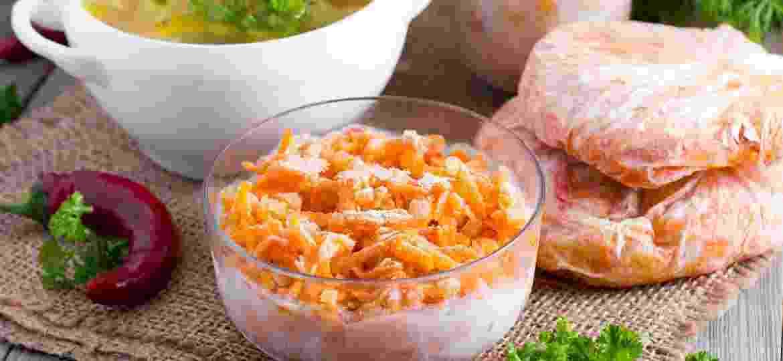 Lanches, sopas e até sobremesa: como congelar alimentos e facilitar seu dia a dia - Getty Images/iStockphoto