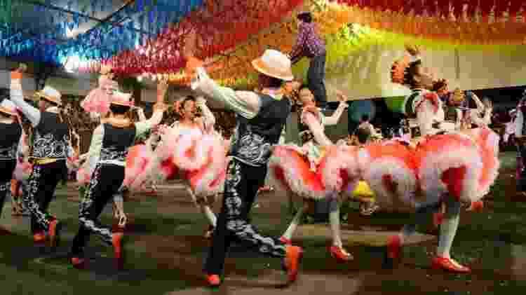 Tradições regionais guardam suas especificidades também nas festas juninas - Luciano Ferreira/PCR - Luciano Ferreira/PCR