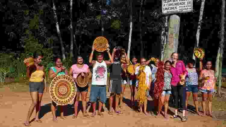Curso tradicional da Vivejar, na comunidade Urucureá, em Santarém - Divulgação - Divulgação