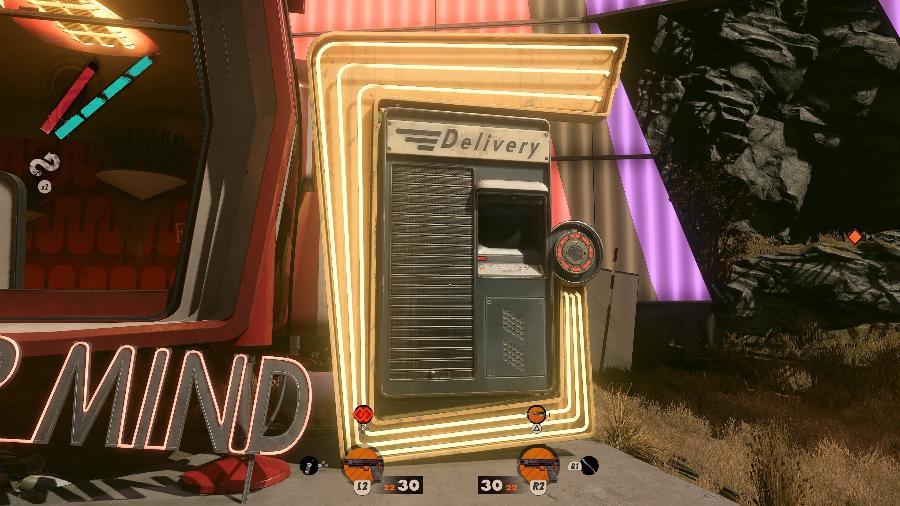 Deathloop: Cabine de Entrega - Reprodução/Daniel Esdras