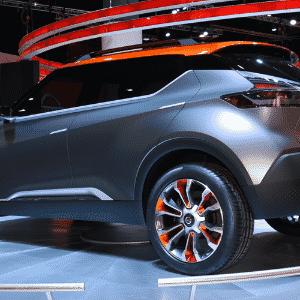 Nissan Kicks Concept - Murilo Góes/UOL