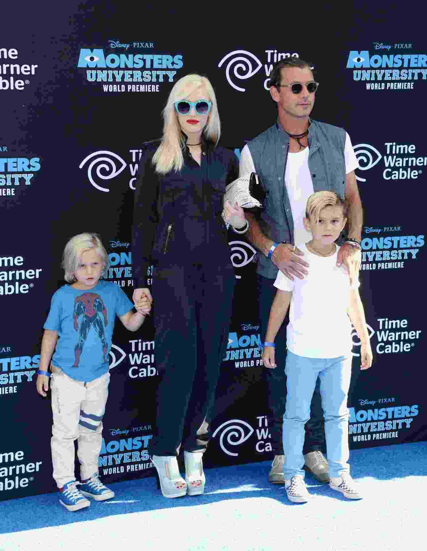 Filhos de famosos estilosos - Getty Images