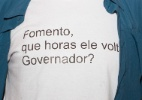 Cineastas protestam contra fim de edital de R$ 8 mi; governo culpa crise - Aline Arruda/Agência Foto