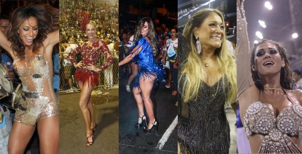 O Carnaval é um verdadeiro desfile de beldades e com tantas escolas nem sempre possível é saber onde as mais belas mulheres do Brasil estarão. O UOL Carnaval facilita sua vida e mostra em qual escola cada uma vai desfilar