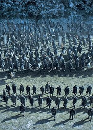 """Cena da Batalha dos Bastardos, em """"Game of Thrones"""" - Divulgação/HBO"""