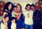 Caetano Veloso homenageia Angélica com foto de antigo aniversário