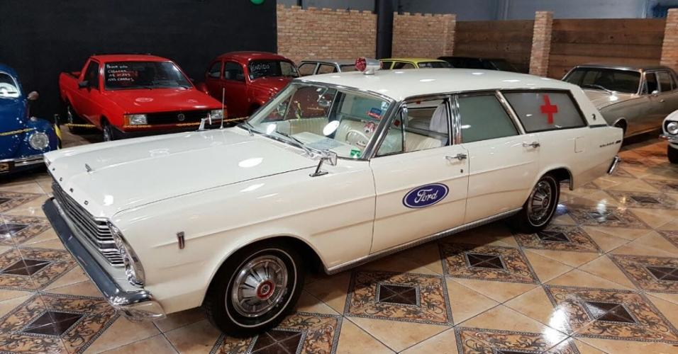 Ford Galaxie perua 1969