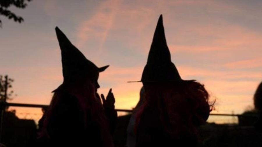 Dia das Bruxas é um festival ligado à cultura americana, mas celebrado atualmente em diversos países - EPA