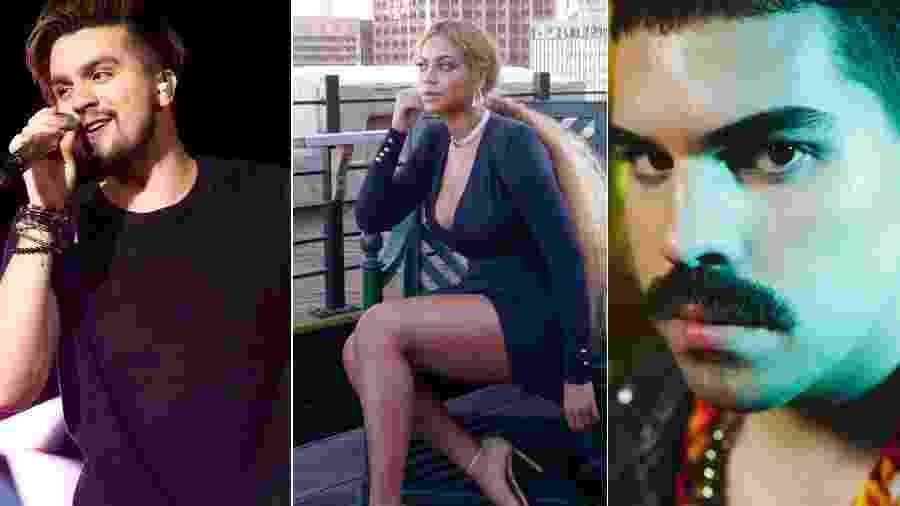 Luan Santana em carreira internacional, a volta da Beyoncé e Mateus Carrilho fazendo rebolar - Divulgação