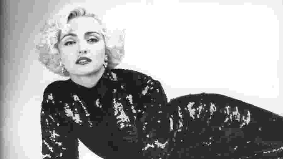 Nos anos 90, Regina ficou conhecida como a Madonna brasileira - Arquivo pessoal