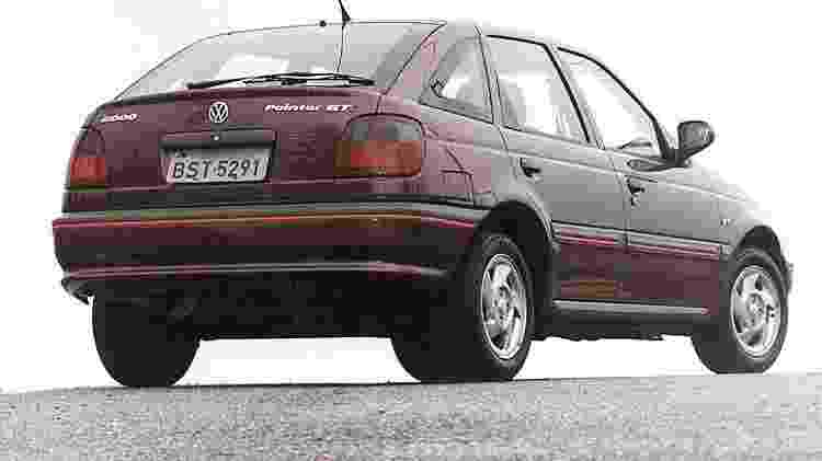 Volkswagen Pointer - Divulgação - Divulgação