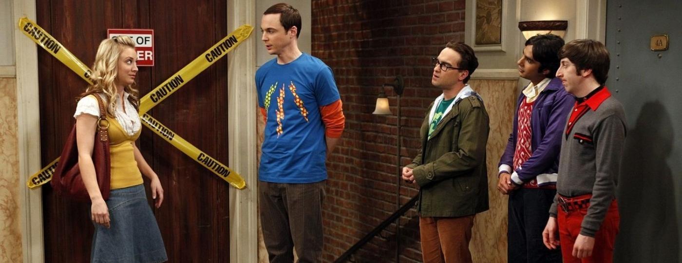 """Cena de """"The Big Bang Theory"""" - Divulgação"""