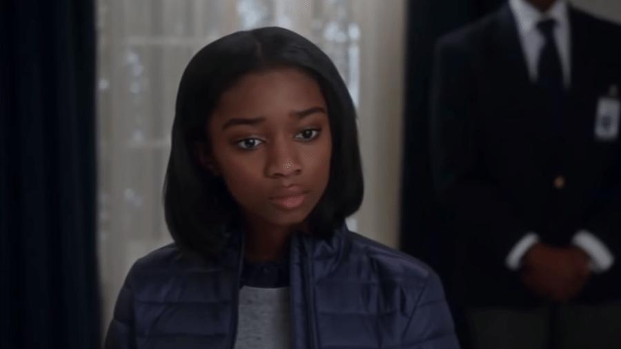"""Harper  Rhimes, filha de Shonda Rhimes, aparece em episódio de """"Scandal"""" - Reprodução/YouTube"""