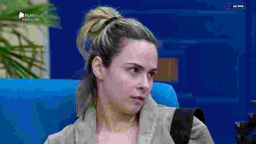 Ana Paula Renault comenta sobre a eliminação desta semana  - Reprodução/PlayPlus