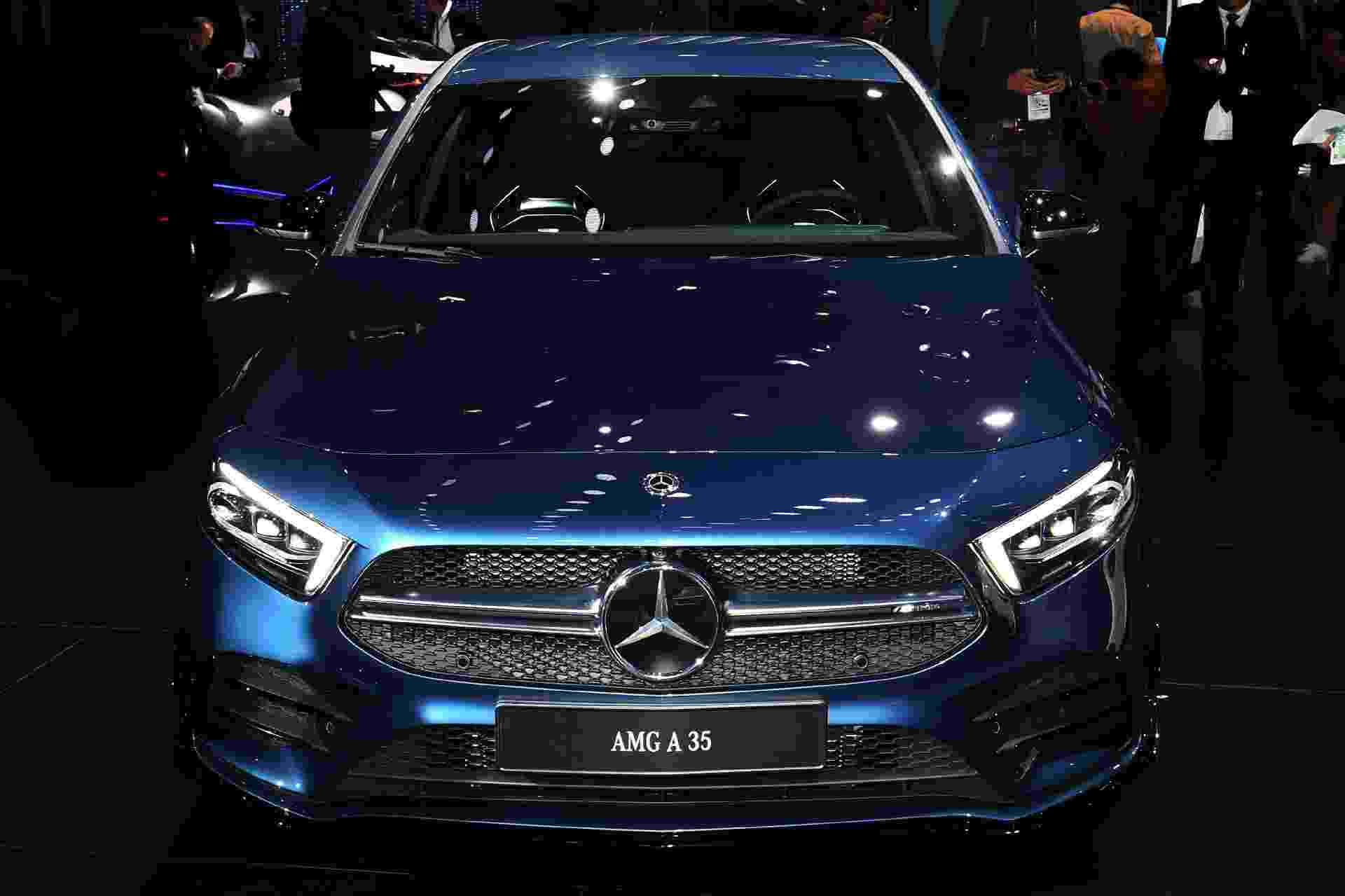 Mercedes-Benz A 35 AMG - Newspress
