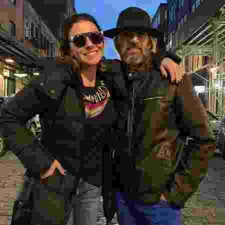 Giovanna Antonelli e André Dias - Arquivo pessoal - Arquivo pessoal