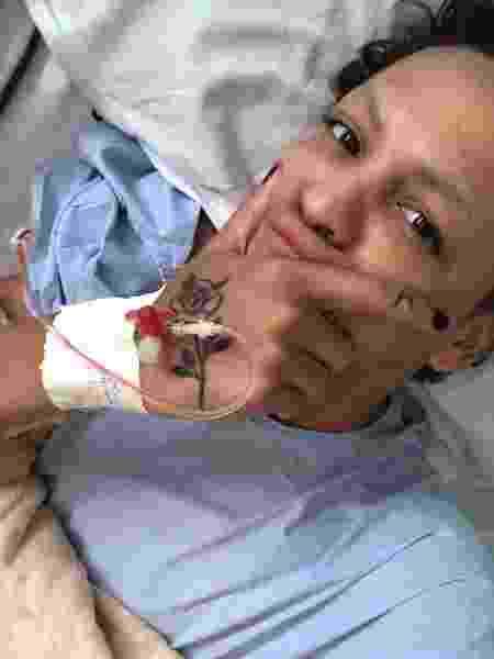 Pabllo Vittar postou vídeos direto de cama de hospital - Instagram/Reprodução