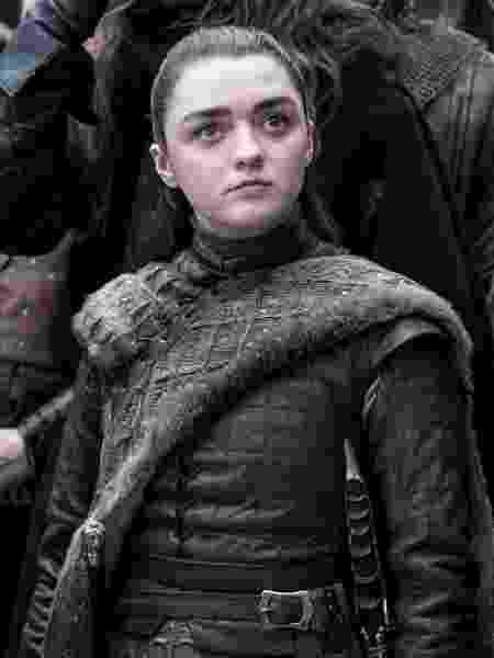 Game of Thrones - Arya Stark (Maisie Williams) - Divulgação