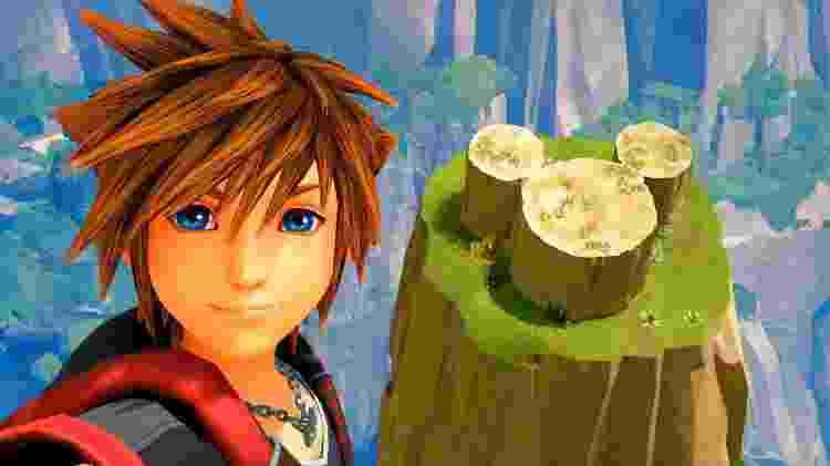 Kingdom Hearts III - Ultima Weapon - 005 - Reprodução - Reprodução
