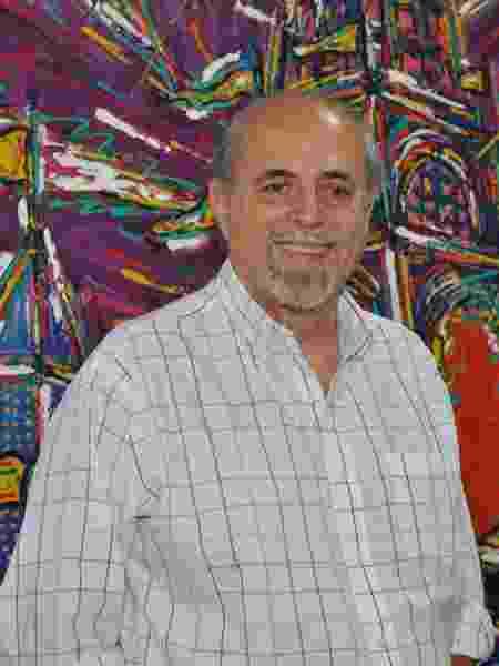 Marcos Mendonça, o atual presidente da Cultura.  - Jair MagriTV Cultura