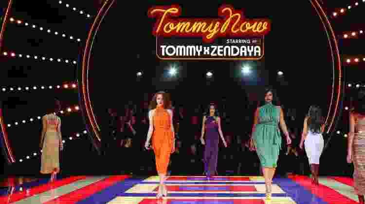 """Para a Tommy Hilfiger, o """"see now, buy now"""" funcionou -- assim como a parceria com celebridades - Getty Images"""
