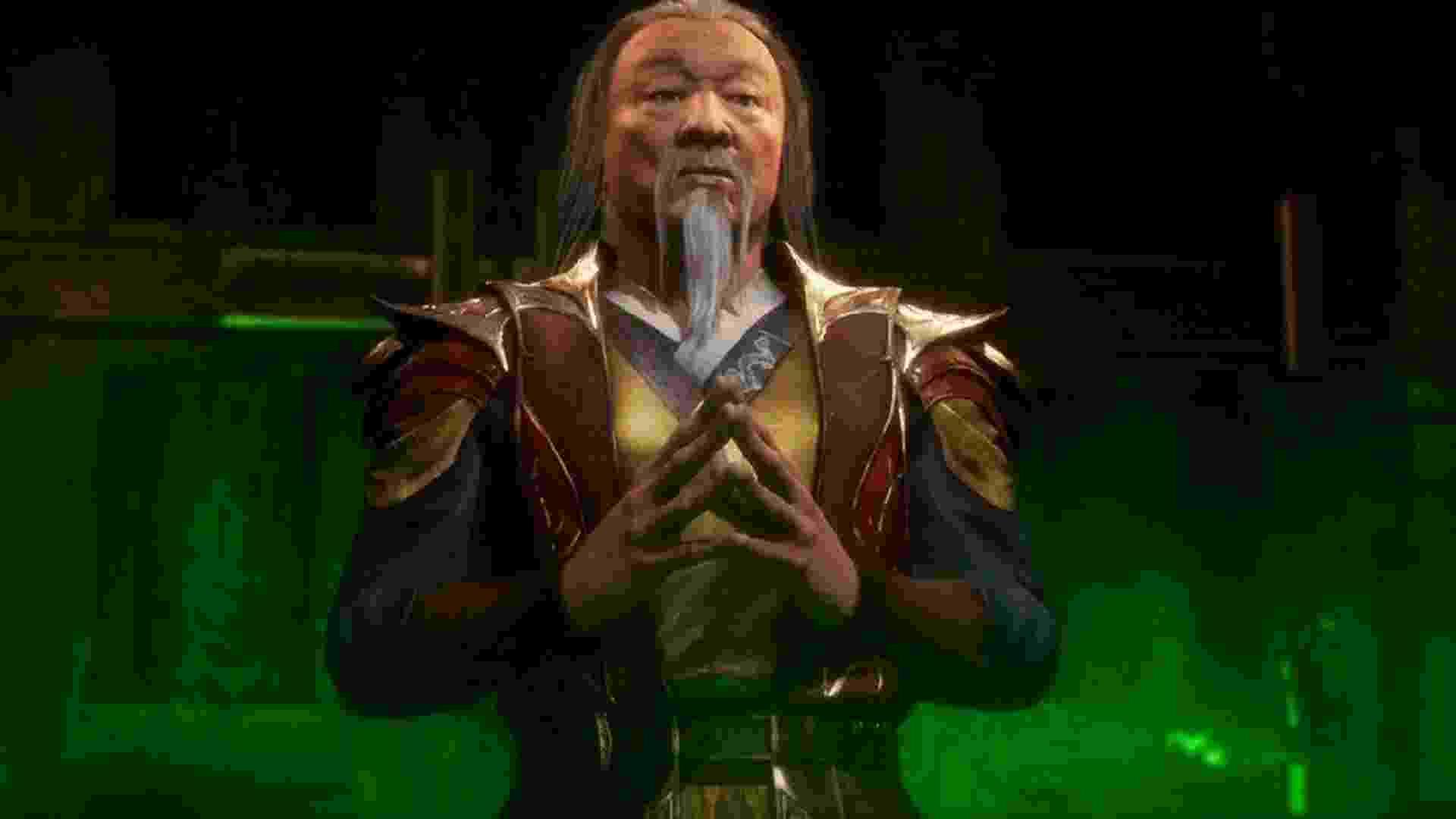 Mortal Kombat 11 - Reprodução