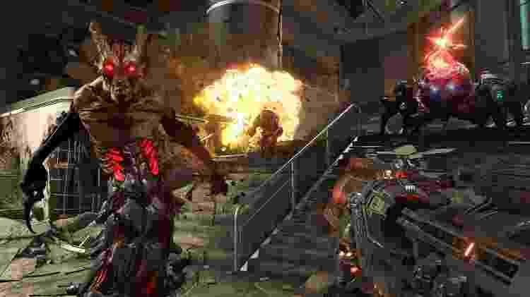 Doom Eternal 8 - Reprodução - Reprodução
