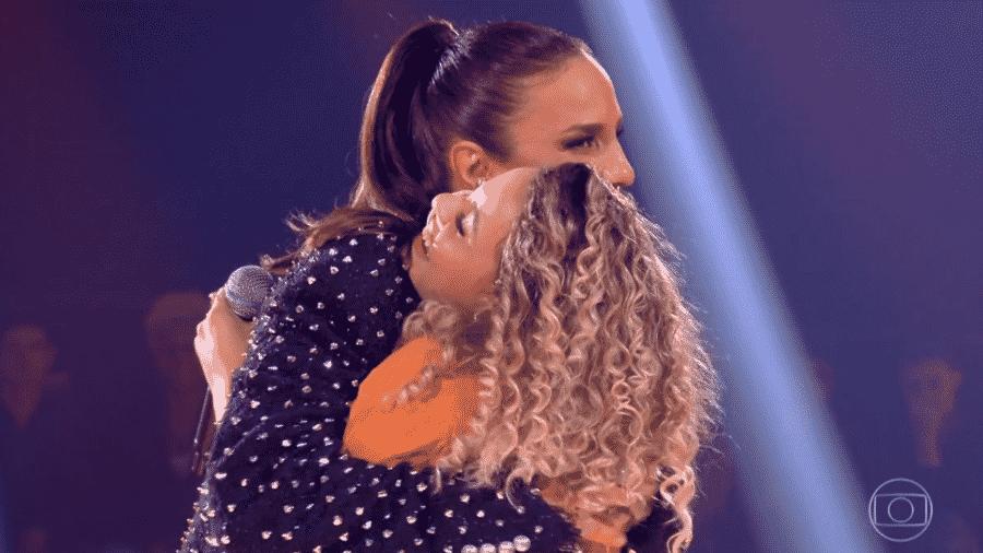 Candidata escolhe Ivete Sangalo no The Voice Brasil - Reprodução/TV Globo